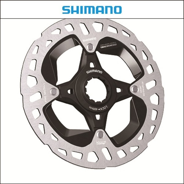 Shimano シマノ  ディスクブレーキ RT-MT900SS 140mm C/L Rotor FREEZA w/Fin