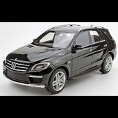 TOP MARQUES(トップマルケス) MERCEDES-BENZ ML63 AMG(1/18) TOPLS004A